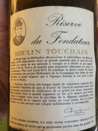 Reserve Du Fondateur Anjou