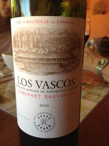 DBR-Lafite Los Vascos Cabernet Sauvignon Rosé