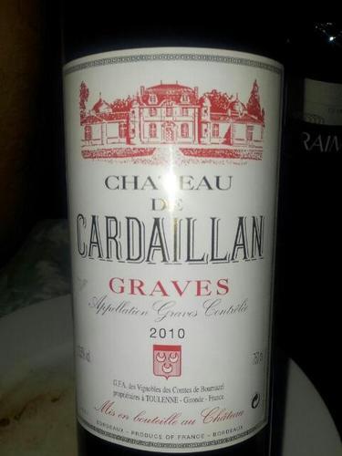 Chateau de Cardaillan