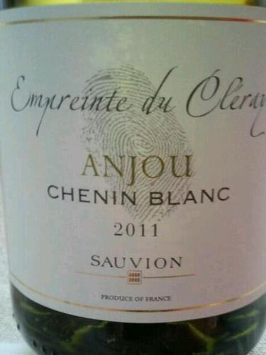 Anjou Blanc Chenin Sec