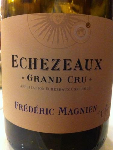 马涅酒庄埃雪索特级园干红Frederic Magnien Echezeaux Grand Cru