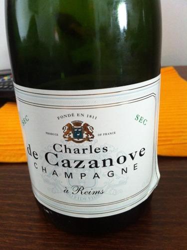 Charles de Cazanove Brut Champagne Classique