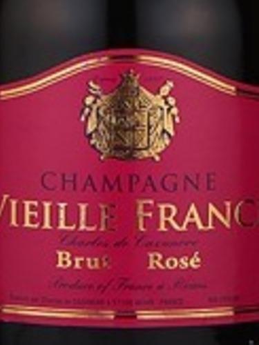 Vieille France Champagne Brut Rosé