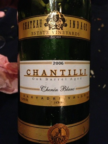 Chantilli Oak Barrel Aged Chardonnay