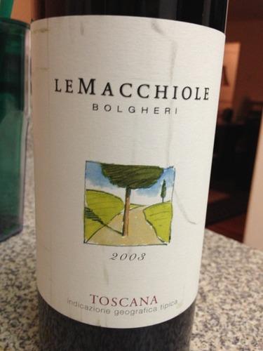 Bolgheri Toscana
