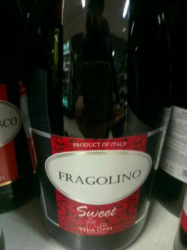 Sweet Fragolino