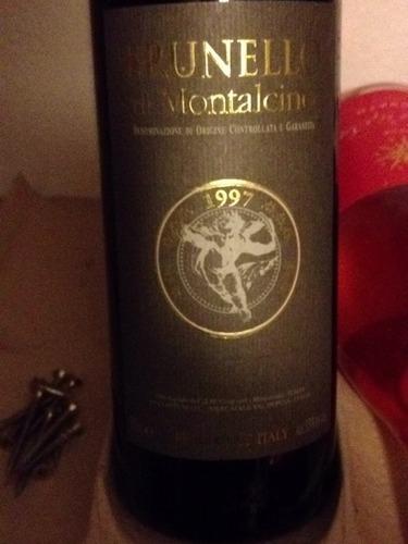 露凯布鲁耐罗红葡萄酒Luce Brunello di Montalcino