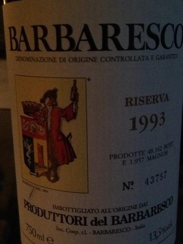 Produttori Del Barbaresco Barbaresco Riserva