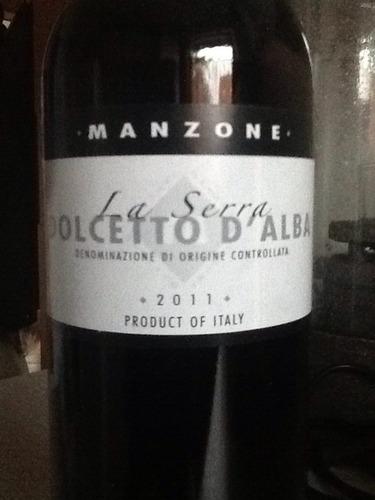 马仲乔万尼阿尔巴多赛托干红Giovanni Manzone Le Ciliegie Dolcetto d'Alba