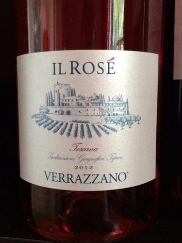 Toscana Verrazzano Il Rosé