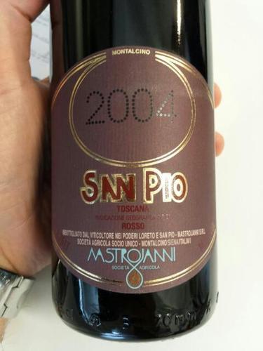 San Pio Toscana Rosso