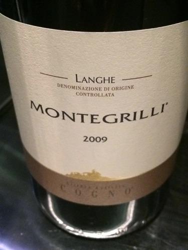 科诺蒙特格雷里朗格罗索干红Elvio Cogno Montegrilli Langhe Rosso