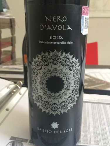 Sicilia Nero d'Avola