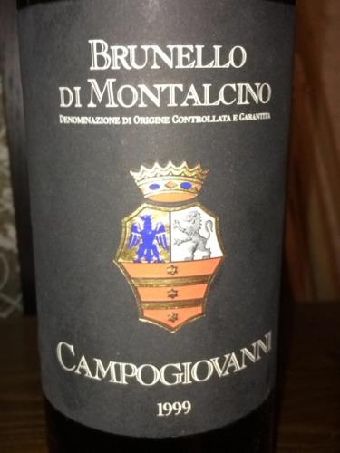 San Felice Campogiovanni Brunello Di Montalcino