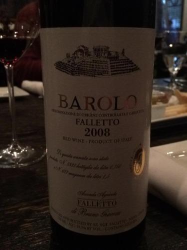 Pugnane di Castiglione Falletto Barolo