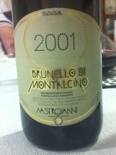 Vigna Schiena D'Asino Brunello di Montalcino