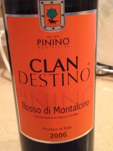 皮尼诺克兰帝斯提诺干红Pinino Clandestino