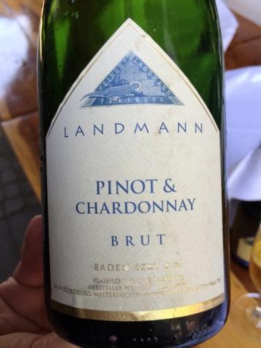Spumante Pinot Chardonnay Brut