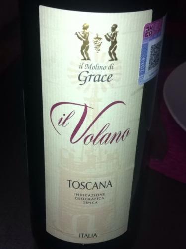 格蕾丝飞轮干红Il Molino di Grace Il Volano Rosso Toscana