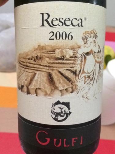 古妃雷斯卡干红Gulfi Reseca Rosso Sicilia