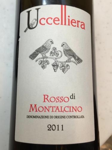 乌鹊蒙塔奇诺干红Uccelliera Rosso di Montalcino