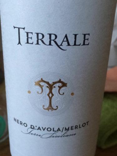 Terrale Terre Siciliane Nero D'Avola Merlot
