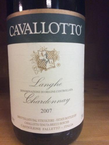 卡瓦洛塔朗格霞多丽干白Cavallotto Langhe Chardonnay