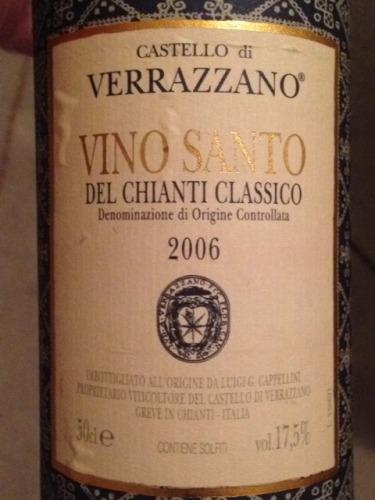 Chianti Vin Santo Classico