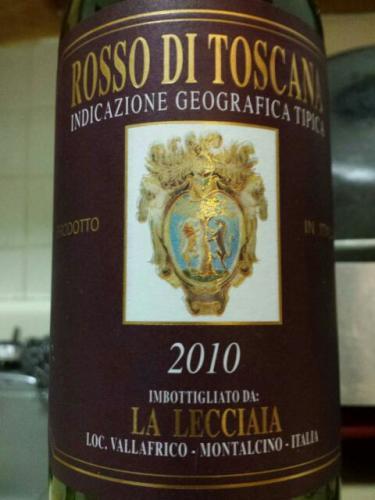 乐恰雅酒庄托斯卡纳干红Fattoria la Lecciaia Rosso Toscana