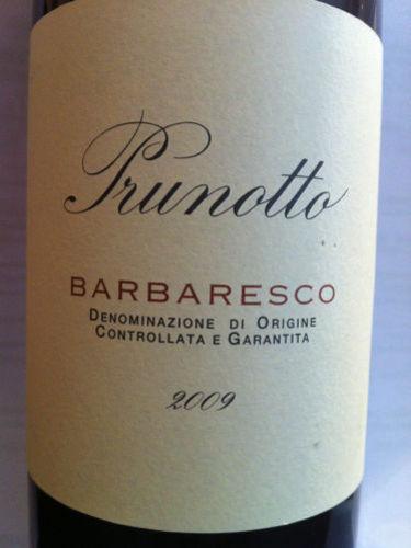 普鲁诺托巴巴莱斯科干红Prunotto Barbaresco