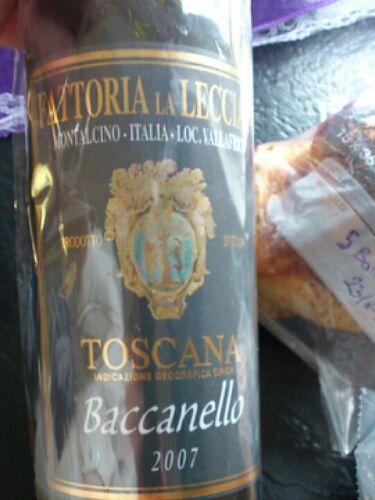 Baccanello Toscana