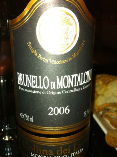 Brunello di Montalcino Poggiocaro