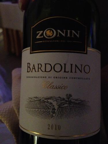 卓林巴多利诺经典干红Bardolino Classico