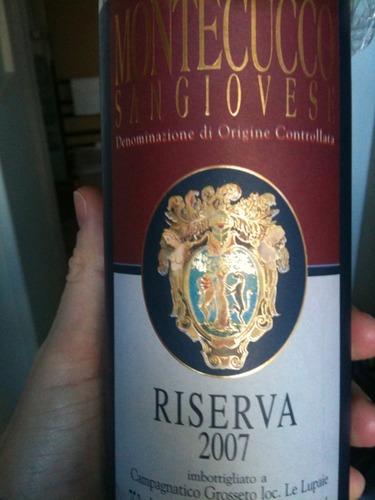 Riserva Montecucco Sangiovese