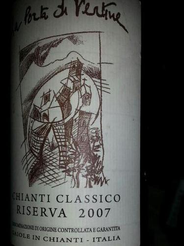 凡亭门经典基安蒂产区珍藏干红Porta Di Vertine Chianti Classico Riserva
