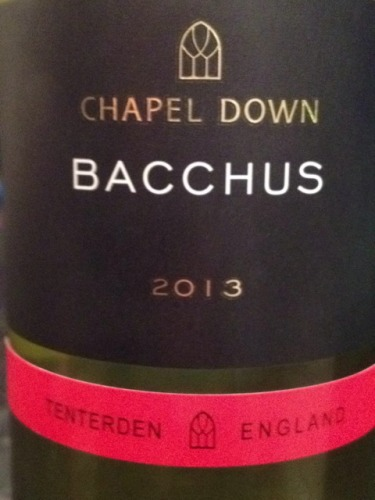 Lamberhurset Estate English Bacchus