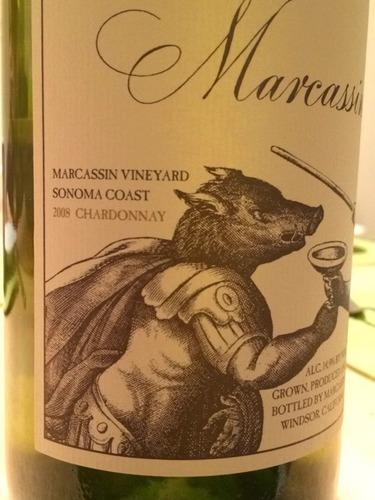 玛尔卡森霞多丽干白Marcassin Estate Chardonnay