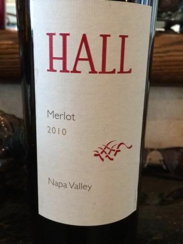 郝尔梅洛干红Hall Merlot