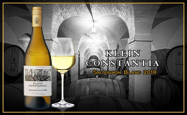 【名家主力】Klein Constantia Sauvignon Blanc 2018 双支套装