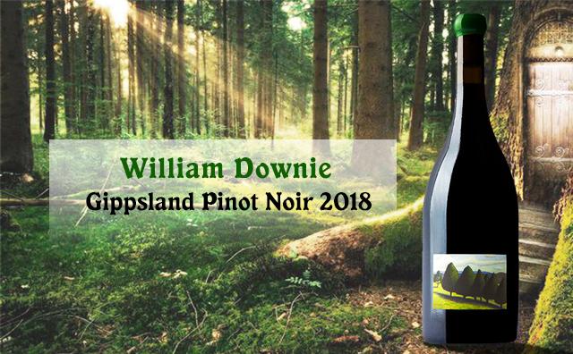 【約嗎小樹林】William Downie Gippsland Pinot Noir 2018