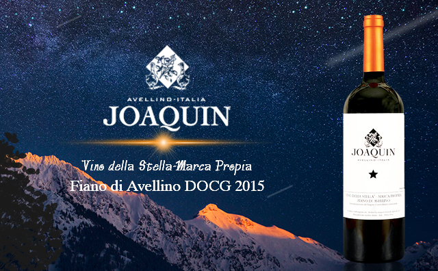 【高端趣尝】Joaquin Vino della Stella-Marca Propia Fiano di Avellino DOCG 2015