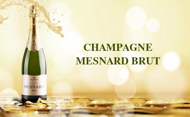 【超值香槟】Champagne Mesnard Brut