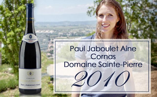 【秒杀均价】Paul Jaboulet Aine Cornas Domaine Sainte-Pierre 2010 世纪年份