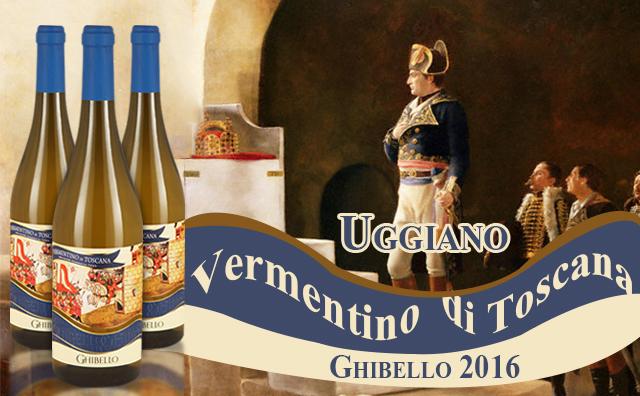 【超值直供】Uggiano Vermentino di Toscana Ghibello 3支套裝