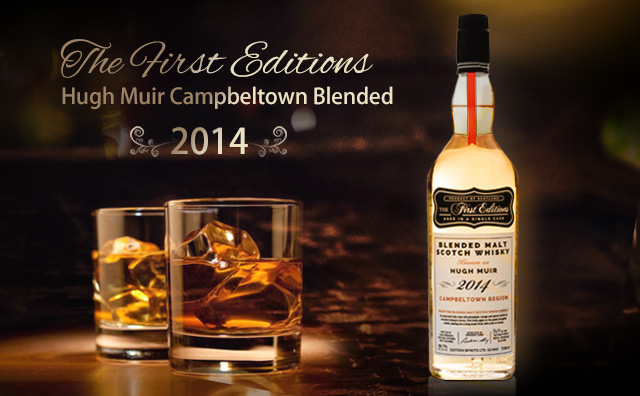【桶强威士忌】The First Editions Hugh Muir Blended Malt Scotch Whisky 2014