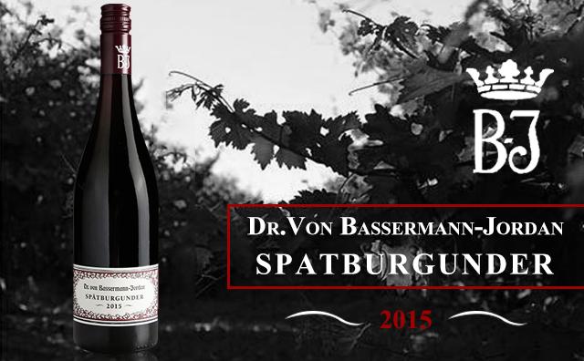【惊喜口粮】Dr. Bassermann-Jordan Spatburgunder Trocken 2015