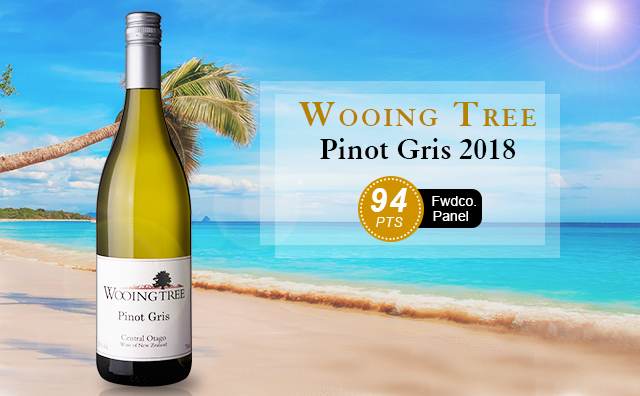 【中奥塔哥】Wooing Tree Pinot Gris 2018