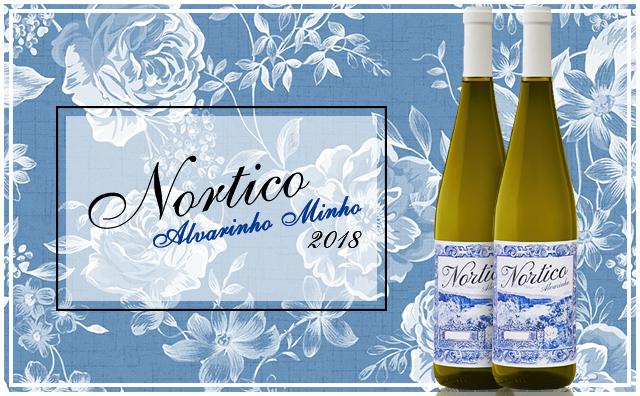 【豪饮百搭】Nortico Alvarinho Minho 2018 双支套装