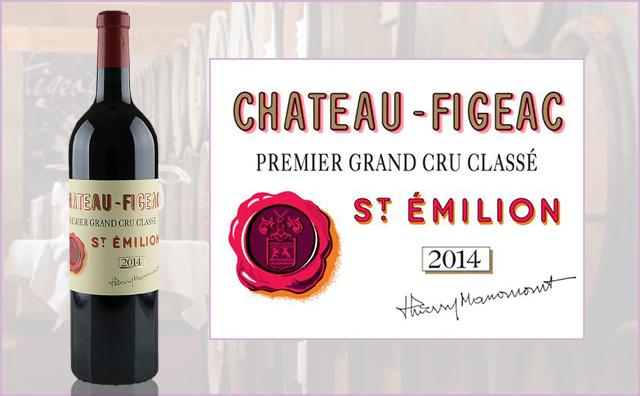 【高分飞卓】Chateau Figeac 2014