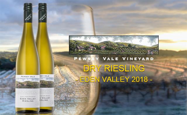 【高分低價】Pewsey Vale Dry Riesling, Eden Valley 2018雙支套裝